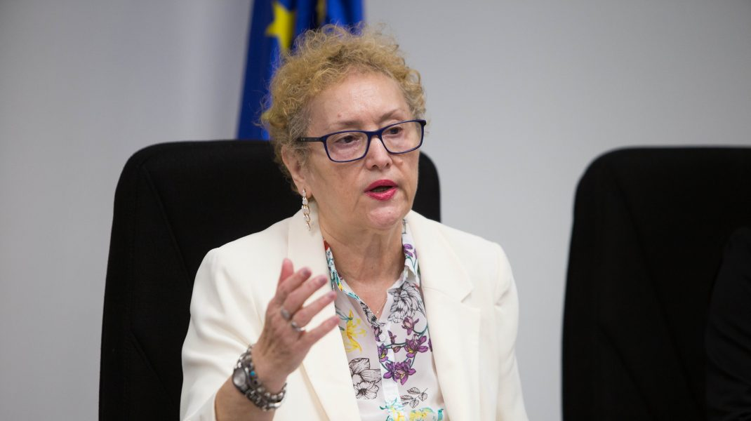 Renate Weber avocatul poporului