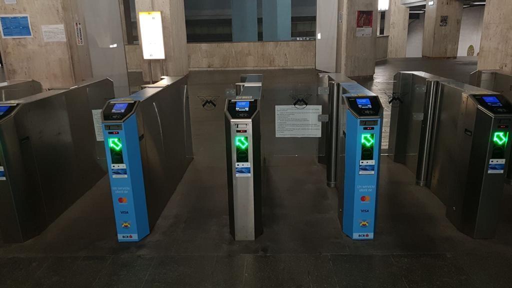 turnicheti metrou