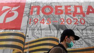Moscova revizuieşte bilanţul morţilor de COVID din aprilie