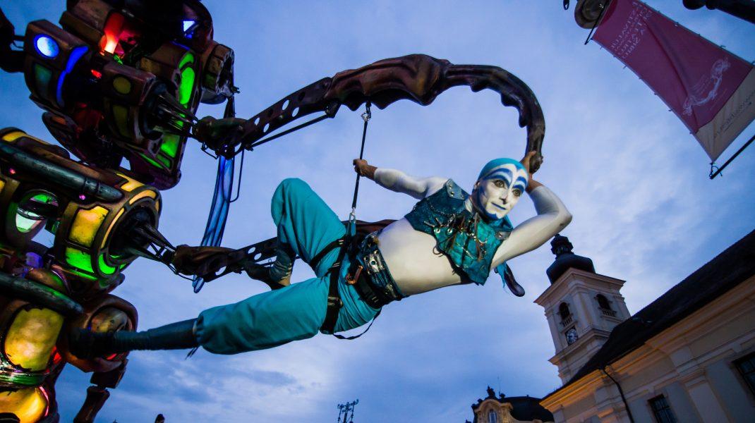 Festivalul de Teatru de la Sibiu, online în 2020. 138 de evenimente din 30 de țări