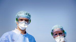 13 angajaţi de la Ambulanţa Olt au COVID-19. Rezultatul, după o testare în masă