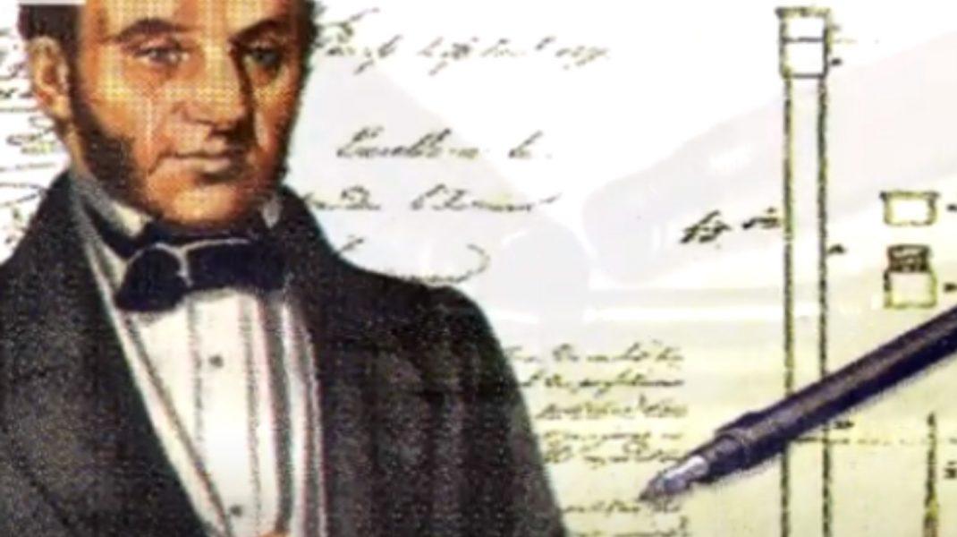 """193 de ani de când un român breveta """"condeiul portăreţ"""", precursorul stiloului modern"""