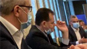 Ziua Mondială fără Tutun, marcată de apariția unei noi poze cu Orban fumând la Palatul Victoria. Reacțiile internauților