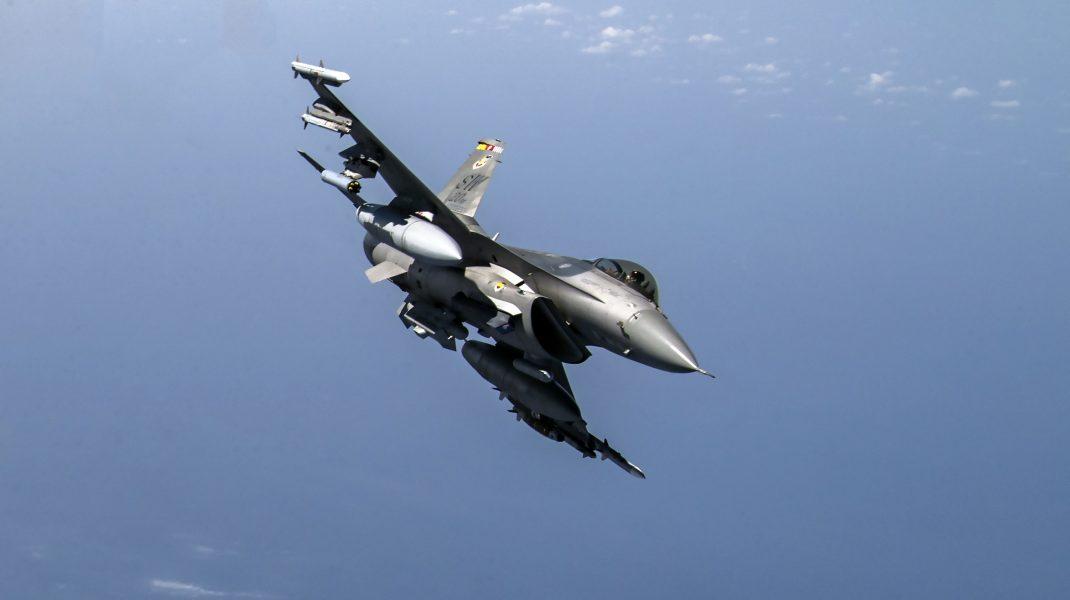 Aeronave rusești au fost interceptate de MiG-uri românești deasupra Mării Negre