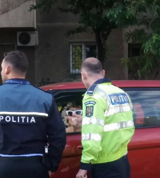 Margherita din Clejani a provocat un accident în București. Ce au spus oamenii legii despre starea ei