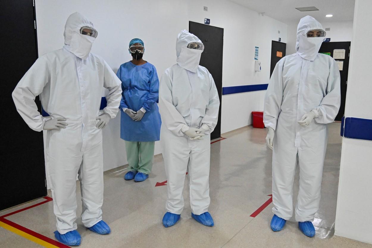 Un bărbat infectat cu COVID-19 a suferit o erecţie timp de trei ore, iar la scurt timp a murit