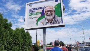 Bisexualitatea nu are vârstă: O campania cu vârstnici creează controverse în Bucureşti