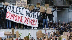 240 de protestatari au fost arestați în Bruxelles. 10 mii de oameni au scandat pentru George Floyd