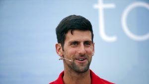 """Lumea tenisului, afectată de Covid-19: jucătorii testați pozitiv. Fanii, către Djokovic: """"Eşti iresponsabil!"""""""