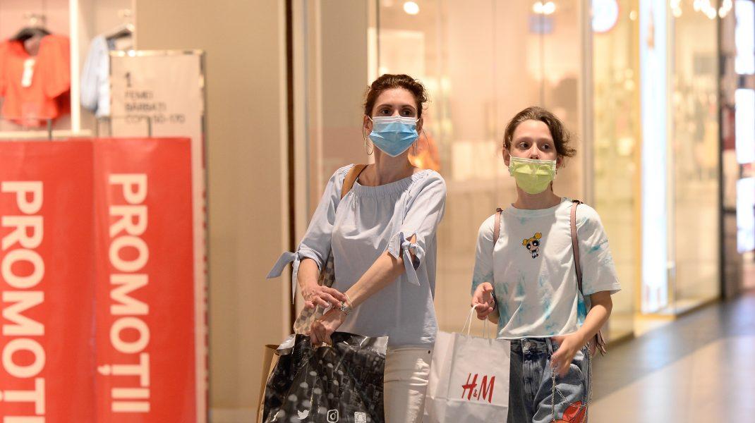 Ce amendă primești dacă nu porți mască când ești la shopping în mall