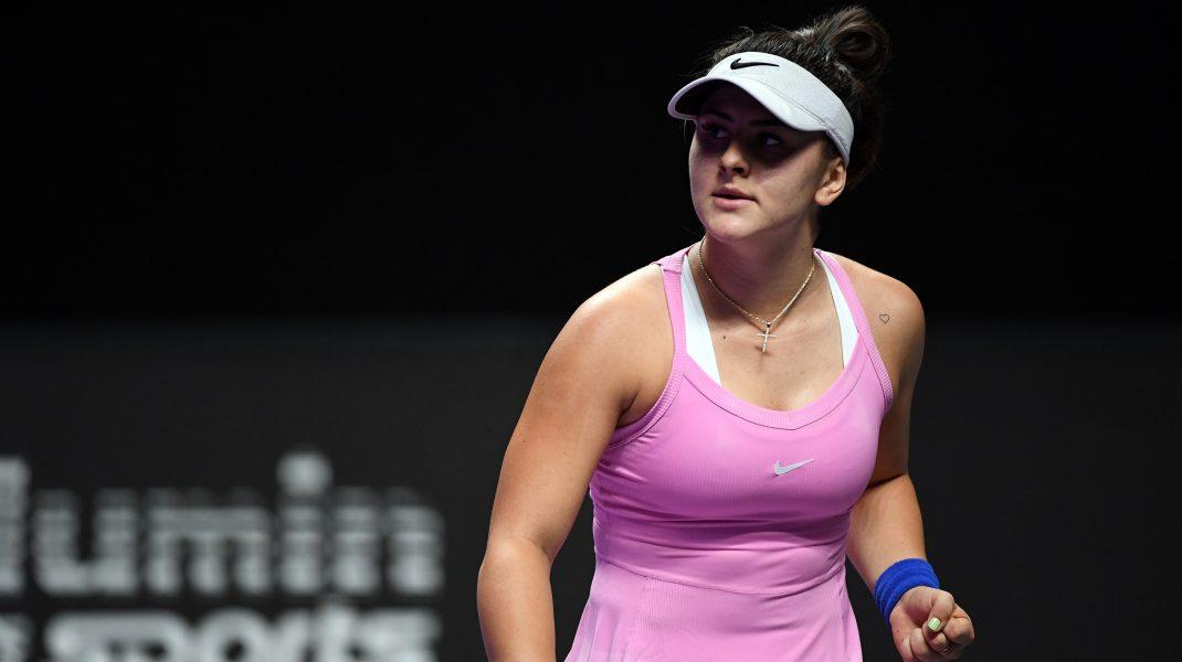 """Bianca Andreescu vrea să fie mai sus decât Serena Williams. Andreescu: """"În tot ceea ce fac dau 150%"""""""