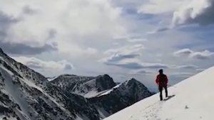 Cele mai înalte vârfuri montane din România, cucerite în doar 9 zile de frații Vlad şi Mihai