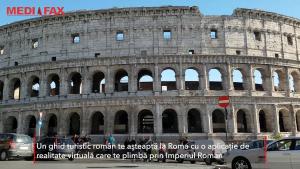 Cum poți vedea Colosseumul de acum 2.000 de ani și cât costă o astfel de experiență la Roma
