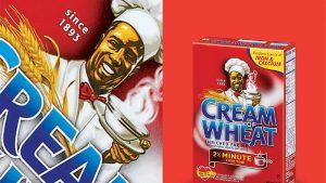 Stereotipurile rasiale vor fi eliminate de companii din logourile produselor lor