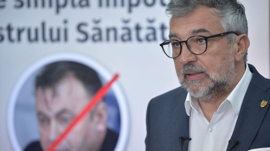 """PSD acuză Guvernul PNL că se folosește de pandemia de COVID-19 """"pentru a mai face rost de bani"""""""