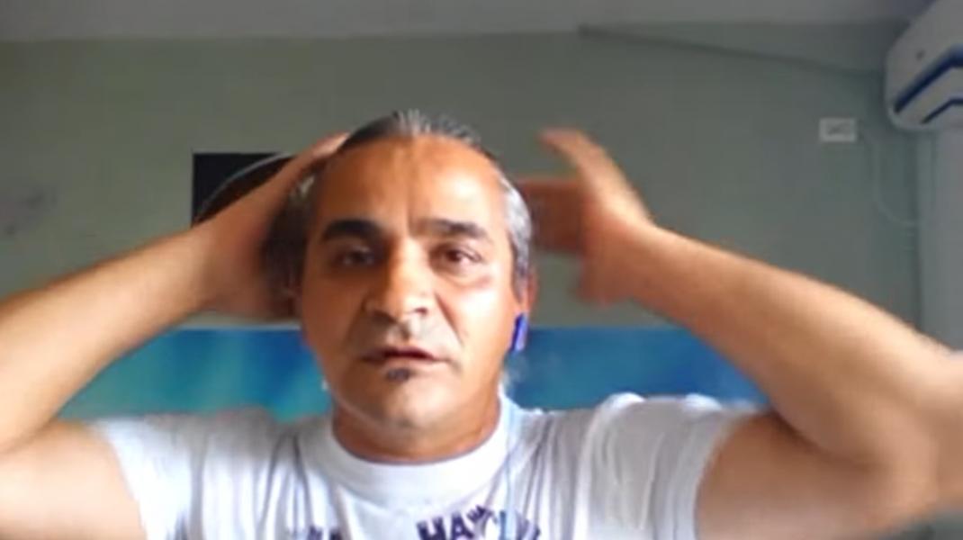 Csampar, criminalul român condamnat la 99 de ani de închisoare, a fost eliberat. Acum este vlogger și dă sfaturi pe YouTube