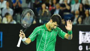 Djokovic a ieșit pozitiv la testul de COVID-19. Va intra în carantină și va repeta testul