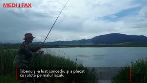 Pescuitul este benefic pentru sănătatea ta. Cât costă o zi pe baltă și care sunt avantajele recunoscute de psihologi
