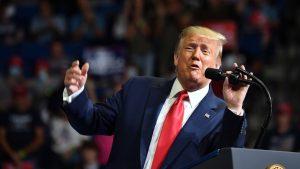 Campania lui Donald Trump din Tulsa, sabotată de COVID-19. Mai puțin de 19.000 de susținători, din cei un milion așteptați