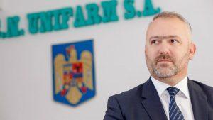 Contractul lui Adrian Ionel cu Unifarm a fost suspendat. Reacția fostului director