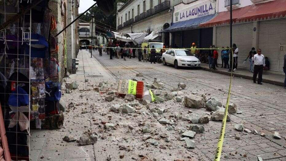 Cutremur de 7,4 în Mexic. A fost emisă alertă de tsunami/O persoană a murit