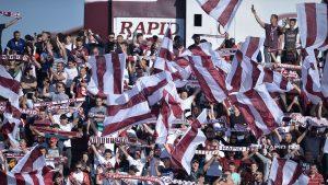 VIDEO FC Rapid București a împlinit 97 de ani. Ce au pregătit suporterii pentru aniversarea echipei de fotbal