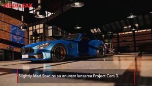 200 de mașini de elită, pe 140 de circuite globale. Project Cars 3 este jocul făcut special pentru pasionații de curse auto
