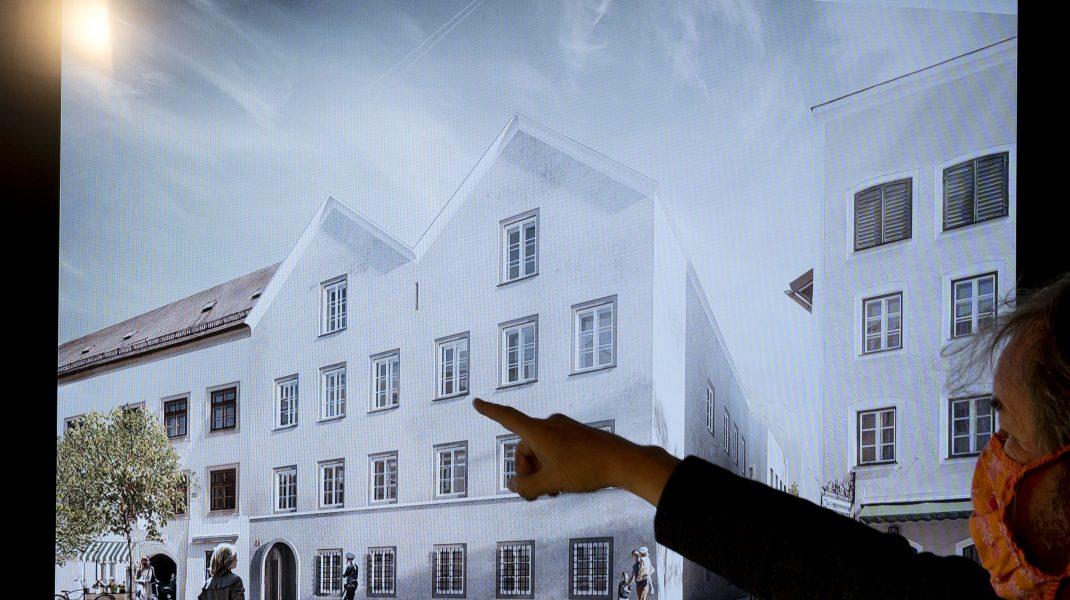 """În ce va fi transformată casa lui Hitler: """"Este momentul să dăm o altă semnificaţie acestui loc"""""""