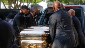 Poți vedea live înmormântarea lui George Floyd. Funeraliile au loc în Houston
