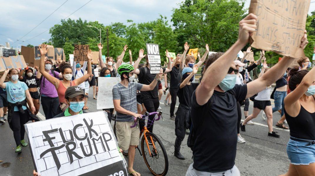 """Fostul secretar de stat SUA îl atacă pe Trump cu privire la gestionarea protestelor antirasiste. """"S-a distanțat de constituție."""""""