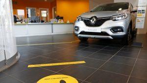 5 miliarde de euro, ajutor pentru Renault. Guvernul Franței este de acord cu linia de creditare