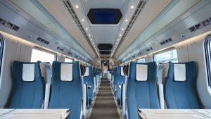 Guvernul Belgiei oferă călătorii gratuite cu trenul pentru rezidenți. Compania publică de căi ferate nu este de acord