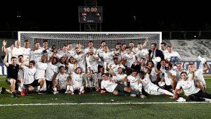 Real Madrid e campioana Spaniei. Cum au sărbătorit fanii