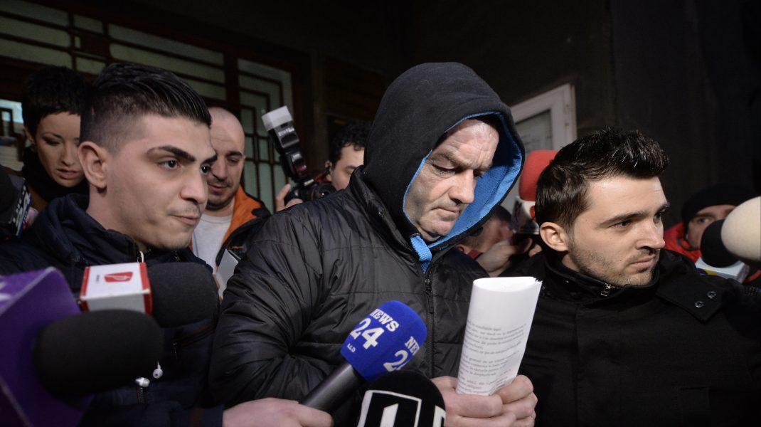 Eugen Stan, poliţistul pedofil, a fost condamnat la 19 ani închisoare cu executare