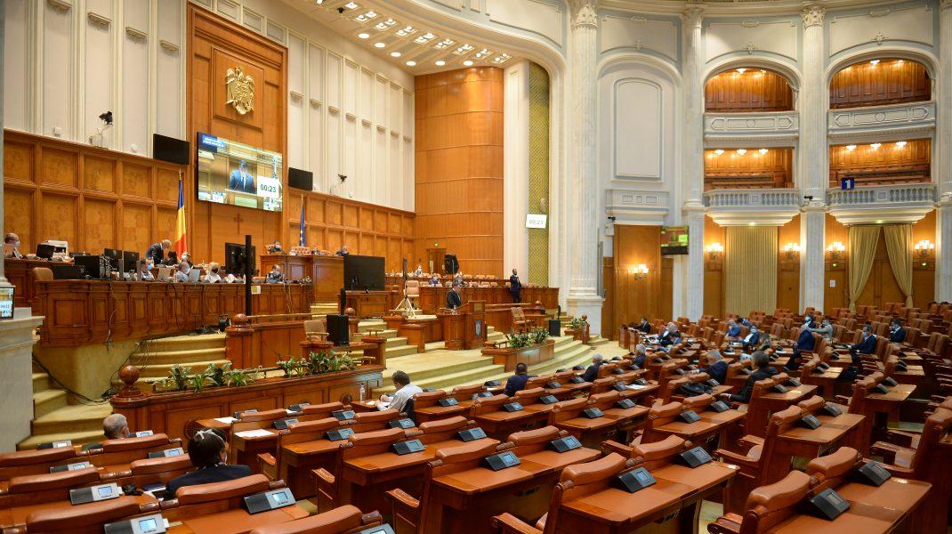 Noua lege privind carantina şi izolarea a fost votată în Camera Deputaţilor