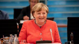 """Cine este posibilul succesor al Angelei Merkel: """"Bavaria are un preşedinte bun şi m-a invitat astăzi aici"""""""