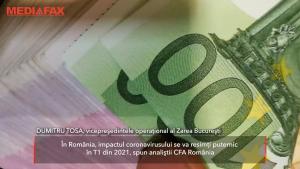 COVID-19 lovește puternic România, din punct de vedere financiar. La ce valoare va ajunge un euro, în 2021