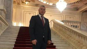 Liderul PNL Vrancea, Daniel Moroșanu, a picat BAC-ul din cauza notei de 3.60 la Limba Română. Vrea și la facultate