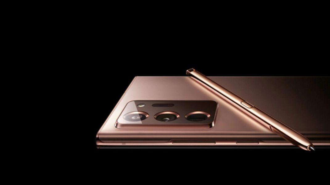 Uite primele imagini cu Samsung Galaxy Note 20 Ultra