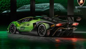 Lamborghini SCV12, ediție limitată: 818 cai putere pe care nu-i poți conduce pe drumurile publice