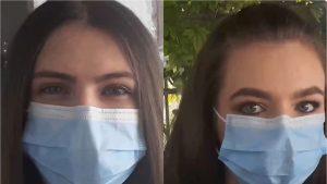 Dorința de a deveni medici, mai presus de coronavirus. Surorile Cristina şi Anemarie sunt un exemplu de voință