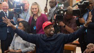 Kanye West dezvăluie planul său pentru Casa Albă. Vrea să conducă America după modelul unei țări dintr-un SF american
