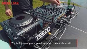 Muzică electronică la 2.025 metri altitudine, în România. Cum este promovat turismul cu ajutorul muzicii