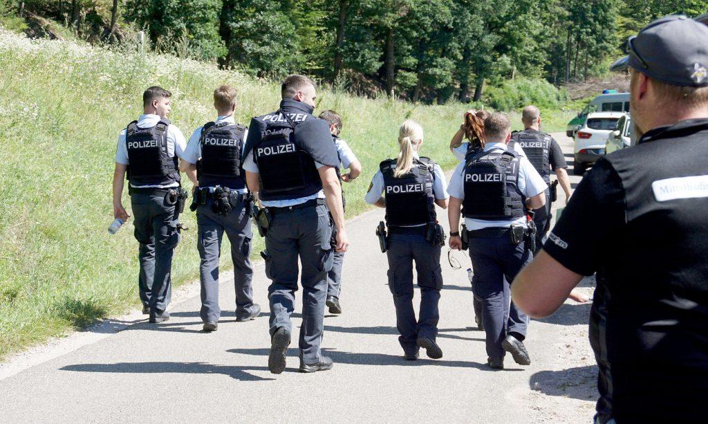 O autostradă din Germania, închisă după ce mai multe persoane ar fi fost luate ostatice