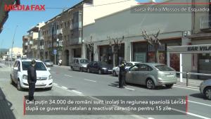 """Cum au reușit românii din Spania să evite carantina: """"Au trecut graniţa pe jos, ca pe vremuri, cu călăuză"""""""