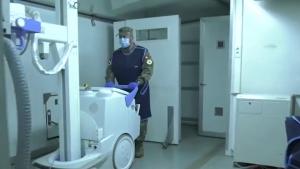 Constanța are spital modular COVID-19 de 11.5 milioane de lei, dar niciun infectat nu i-a călcat pragul. Cum explică primarul Făgădău