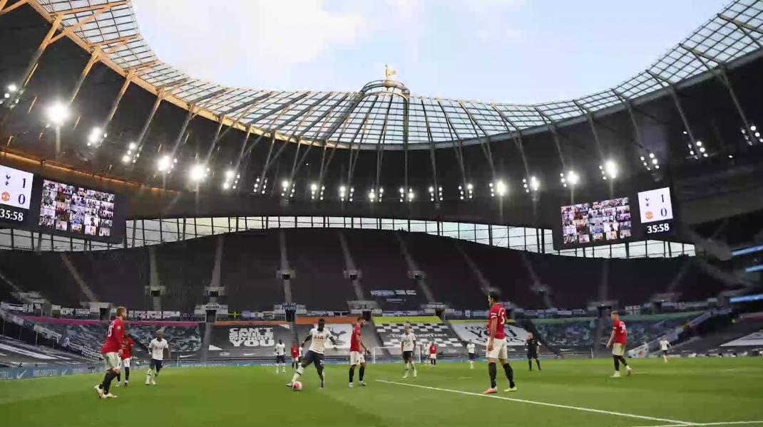 Premier League: Guvernul britanic le va permite suporterilor să revină pe stadioane