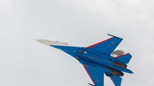 Avioane de vânătoare rusești, trimise să intercepteze mai multe aeronave americane de recunoaștere, deasupra Mării Negre