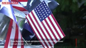 Cum au sărbătorit moldovenii Ziua Americii. Ce au pregătit pentru această zi