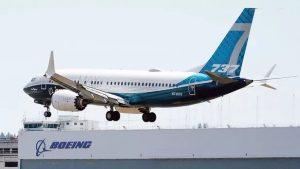 Avioanele Boeing 737, rămase la sol din cauza Covid-19, sunt amenințate de coroziunev